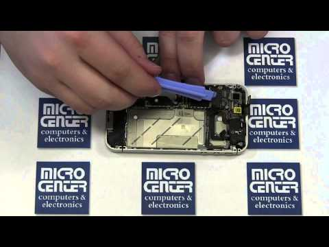 iPhone 4 Verizon/Sprint Screen Repair and Replacement [Assembly] By MicroCenter