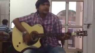 Paani da rang vekh kay - Adil performing at Ghaffar Manzil