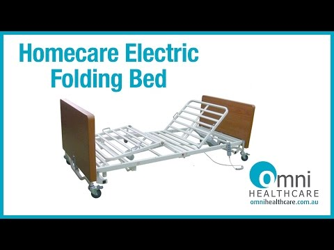 Homecare Electric Folding Bed