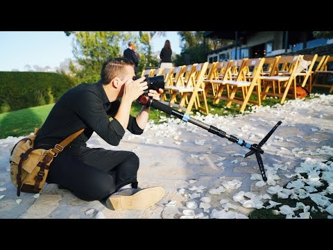 Sirui Video Monopod Review for Wedding Filmmakers