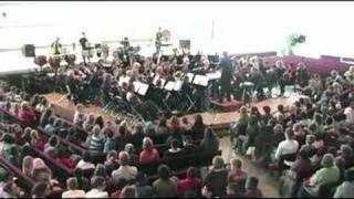 """Fragment """"Odyssey for percussion"""" van het afsluitend concert in de reeks literatuurconcerten. Het orkest is T.A.V.E.N.U. uit Den Haag, Loosduinen, onder leiding van Ali Groen."""