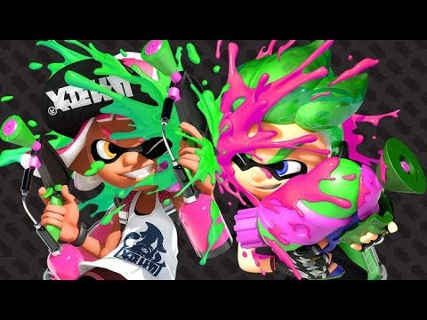 Splatoon 2: Cephalon HQ and then the Final Boss!