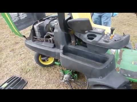 2005 John Deere 2500A Greens Mower w/ 5032 Hours parting out
