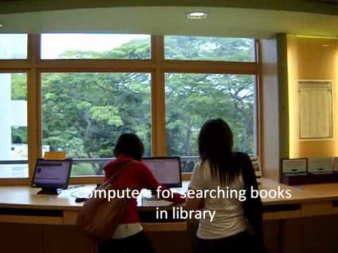 A Visit to NUS Central Library