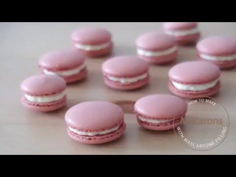 Macarons ( Italian Technique )