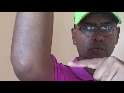 right elbow in golf downswing