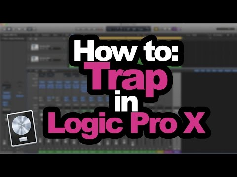 How to Make a Trap Drop in Logic Pro X
