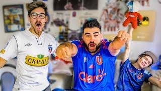 U. de Chile vs Colo Colo   SuperClasico Chileno 2019   Reacciones de Amigos
