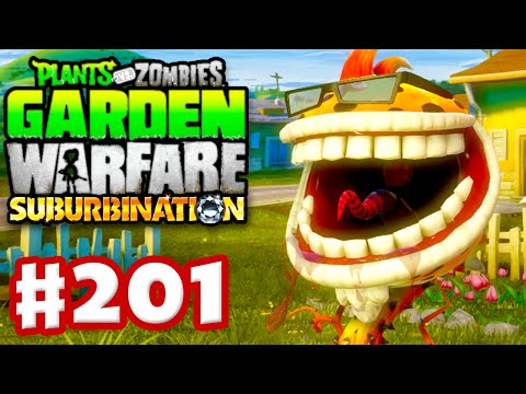 Plants vs  Zombies: Garden Warfare - Gameplay Walkthrough Part 201