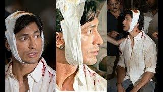 Vidyut Jamwal injured during the shoot of Junglee