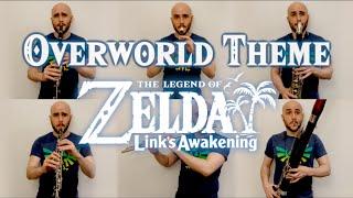 Link's Awakening | Overworld Theme (The Legend of Zelda) — Woodwinds Only