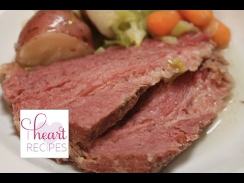 Corned Beef and Cabbage | I Heart Recipes