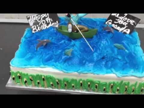 Fisher Man cake