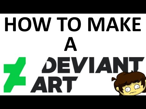 How to Make a DeviantART Account (Useful!)