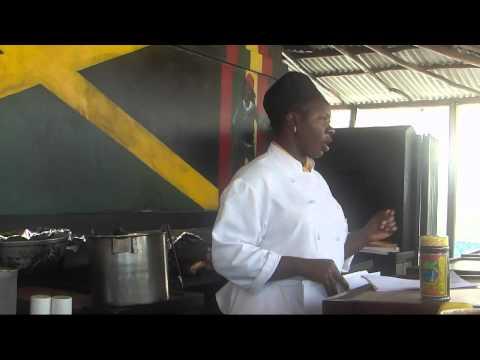Authentic Jamaican Jerk Cooking 1/3