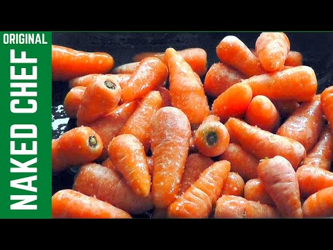 How to make Honey Glazed Roasted Carrots recipe