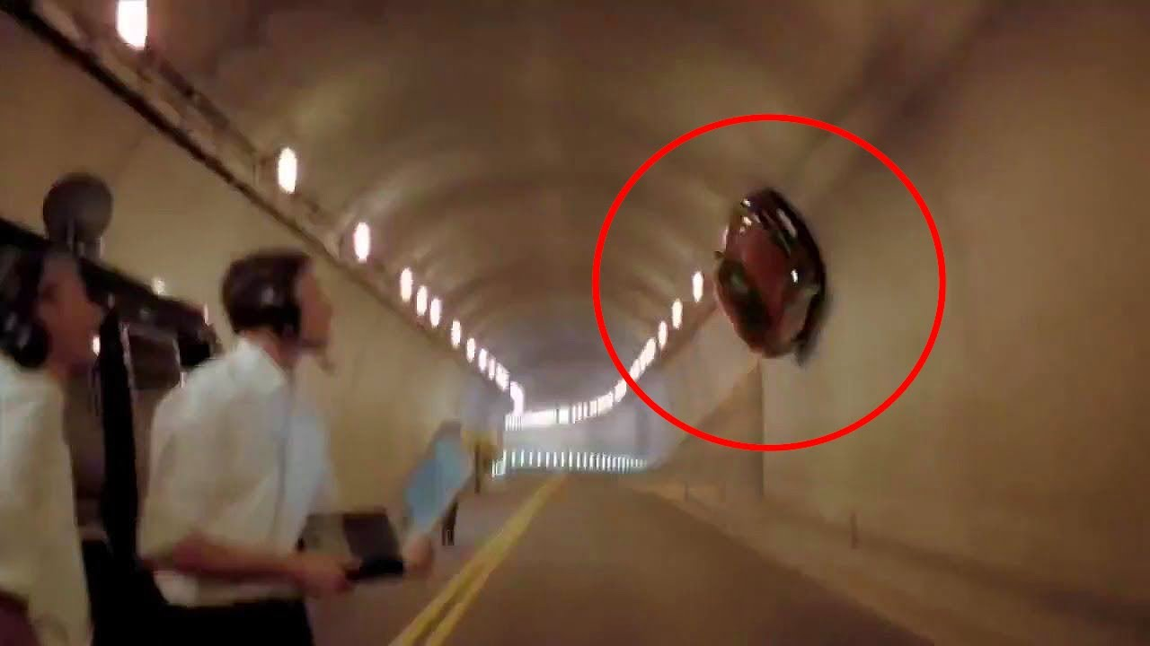 MOMENTS YOU WON'T BELIEVE WERE CAUGHT ON CAMERA!