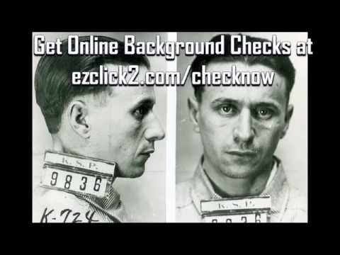 Easiest Criminal Records Background Checks Online  West New York NJ