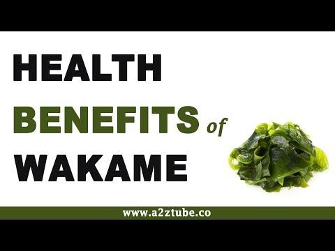 Health Benefits of Wakame