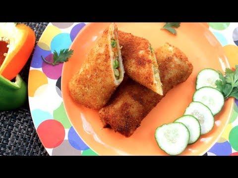 চিকেন ভেজিটেবোল রোল    Bangladeshi Chicken Vegetable Roll    How To Make Chicken Vegetable Roll