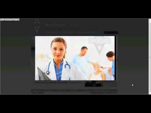 Arkham Asylum - ArkhamCare.com