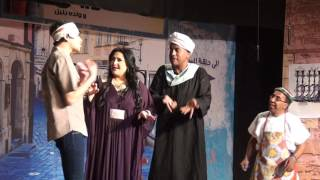 #x202b;استاذ محمد رضوان والفنانه بدرية طلبه شرح جزء اخلاق مهنه التدريس#x202c;lrm;