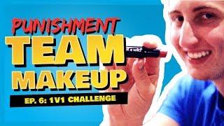 Makeup Punishment & 1v1 Finale - C9 LoL | HTC Trials Ep. 6