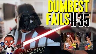 Dumbest Fails #35 | Star Wars & Miss Universe 2015 | FAILS OF THE WEEK
