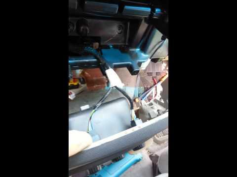 2002 dodge ram 1500 heater core/mod 1 door part 2