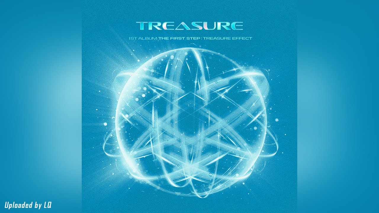 TREASURE - BE WITH ME「Audio」