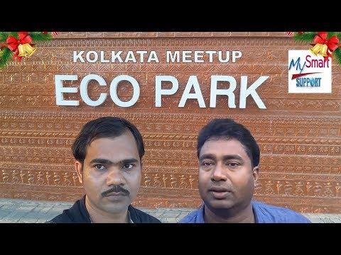 My smart support | Kolkata Meetup at Eco Park Gate No-2 | 04.11.2017