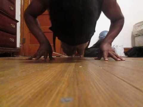Dynamic Tension Fingertip Hindu Pushups + 40lbs - LFM