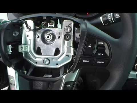2014 Kia Rio cruise control install