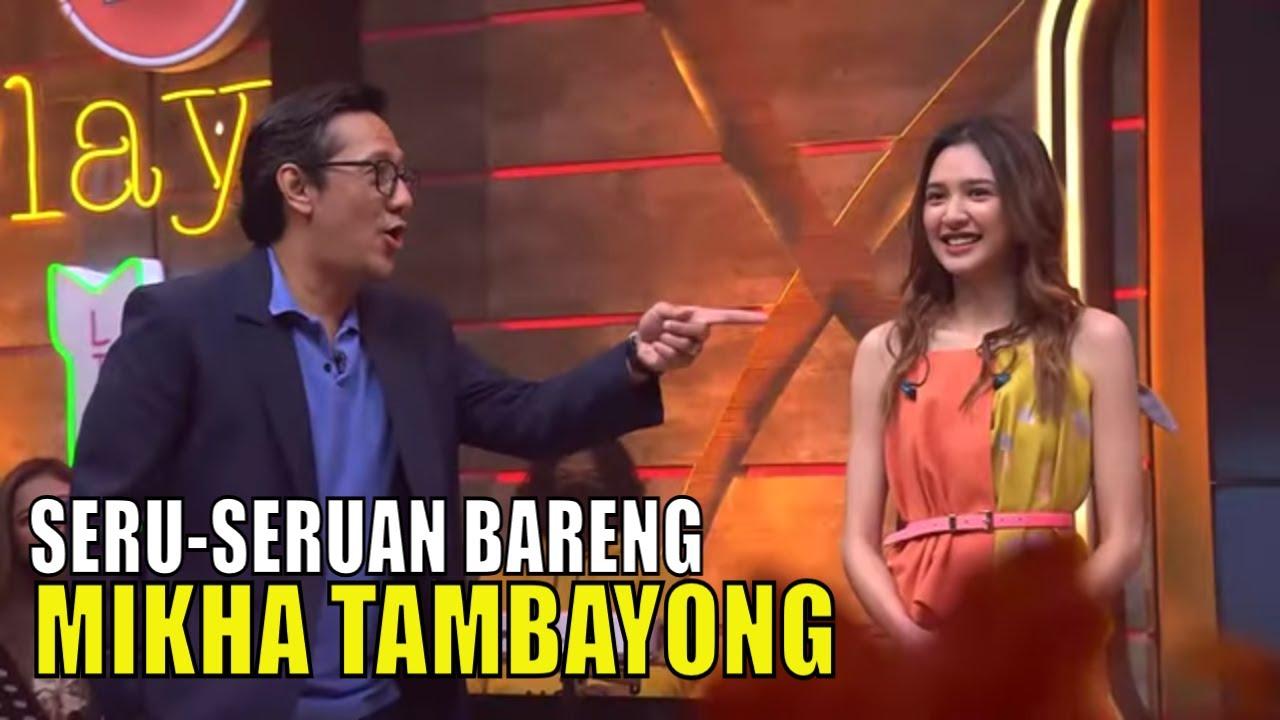 Download Seru-Seruan Bareng Mikha Tambayong dan Jaz Hayat | ADA SHOW (03/04/21) MP3 Gratis