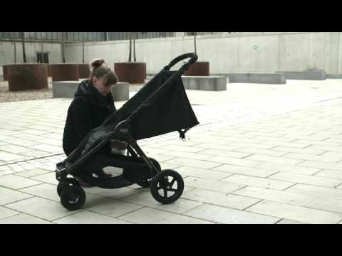 BRITAX Buggies – How to remove the seat unit