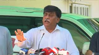 MQM Chairman Afaq Ahmed Press Conference part 02     24-MAY-2018