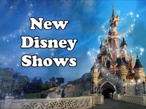 Upcoming Disney TV Shows 2017-2018