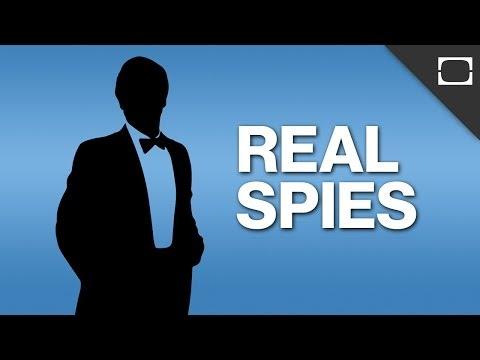 How Do You ACTUALLY Become a Spy?