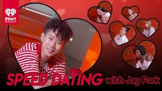 Jay Park Speed Dates With Lucky Fans! | Speed Dating