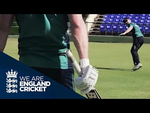 Train Like England: Catching - We Are England Cricket