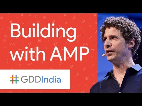 Building an E-commerce Site with AMP (GDD India '17)