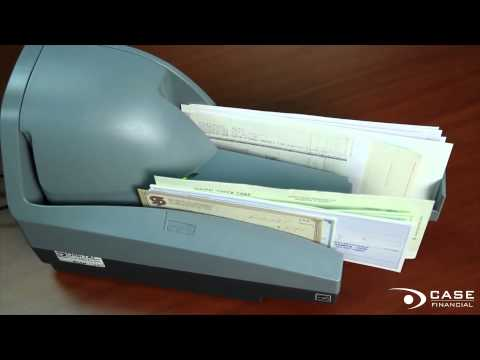 Digital Check TS240 Check Scanner