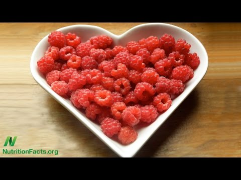 Inhibiting Platelet Aggregation with Berries