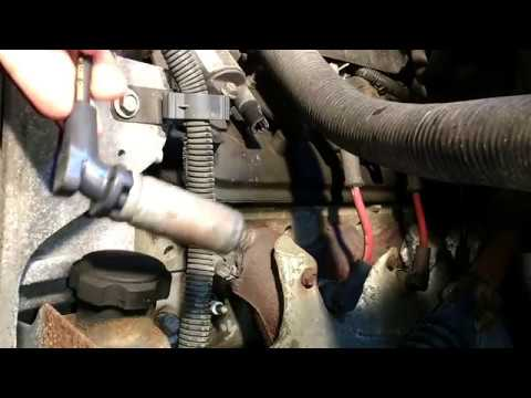 Spark Plug and Spark Plug Wire Replacement on 07 GMC Sierra 1500 5.3L
