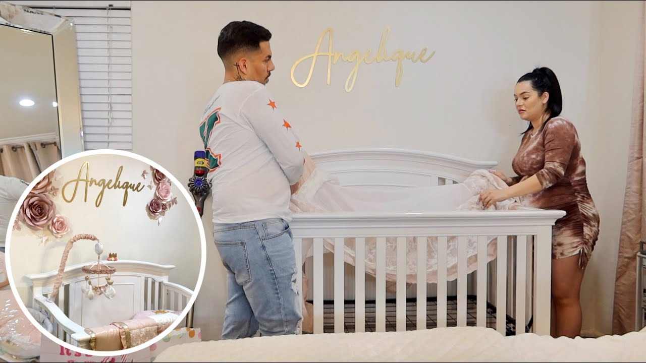 Our Baby Girls Nursery Reveal