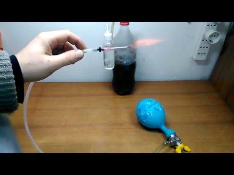 Hydrogen from Aluminium + NaOH + H2O
