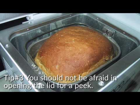 Beginners Guide in using Toasted Bread Machines