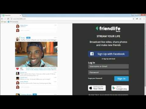 HOW TO DEACTIVATE/DELETE FRIEND LIFE ACCOUNT PERMANENTLY 2016