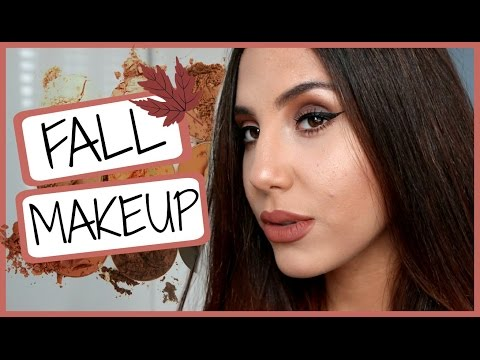Kyshadow & Ginger Fall Inspired Makeup + Chit Chat :)