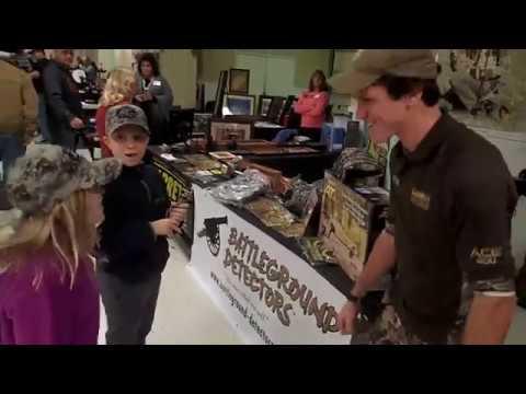 Nugget Noggin at the 2017 Civil War Relic Show!